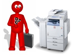We will undertake on site copier photocopier multi-function printer repairs and maintenance within Sussex, Surrey, Hampshire and Kent. From our workshop in Crawley our engineers will attend your premises and undertake all your servicing and repairs.